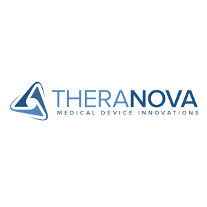 Theranova   TheraNova is a medical device development company focused on developing solutions to large markets with unmet needs. TheraNova accomplished this through two separate pathways- internal concept generation and development and external project support.   theranova.com