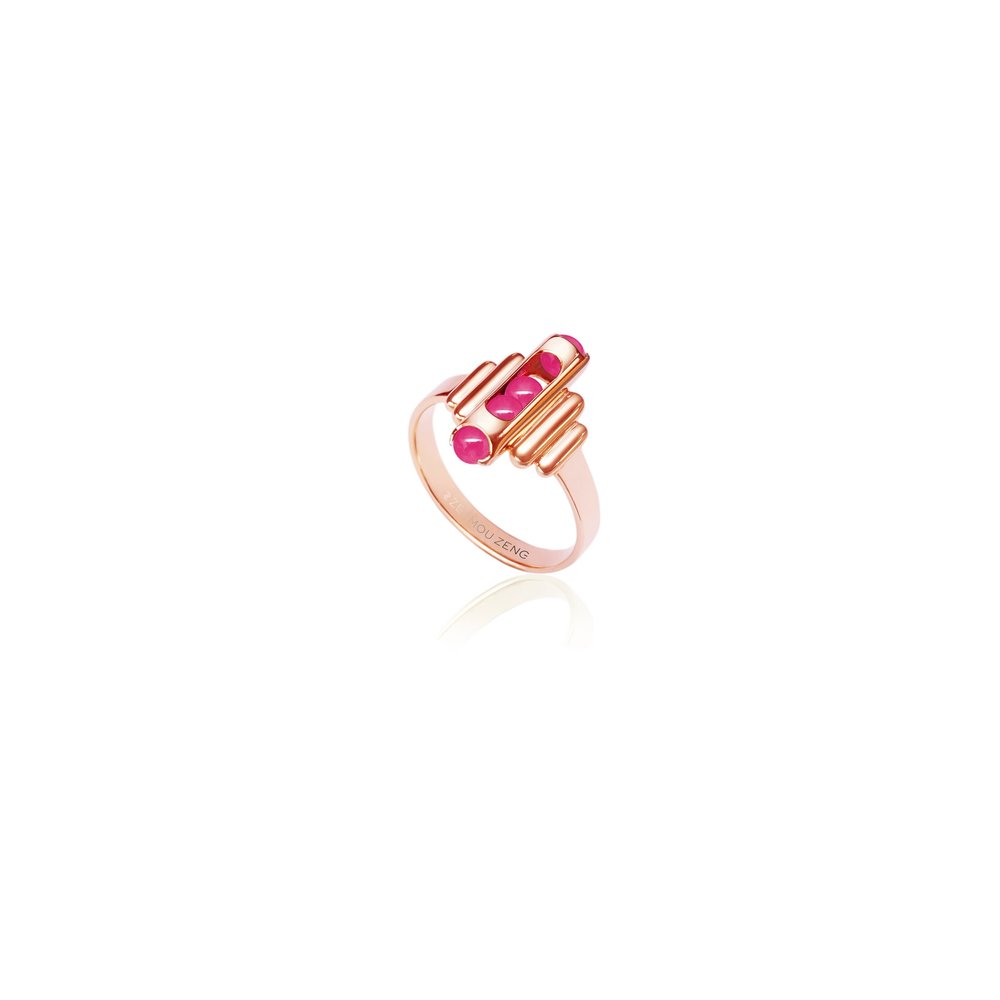 MELODY Collection ruby ring