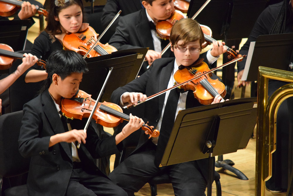 Civic Arco String Orchestra -