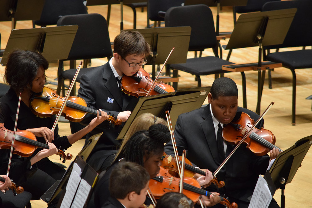 Civic Sinfonia String Orchestra -