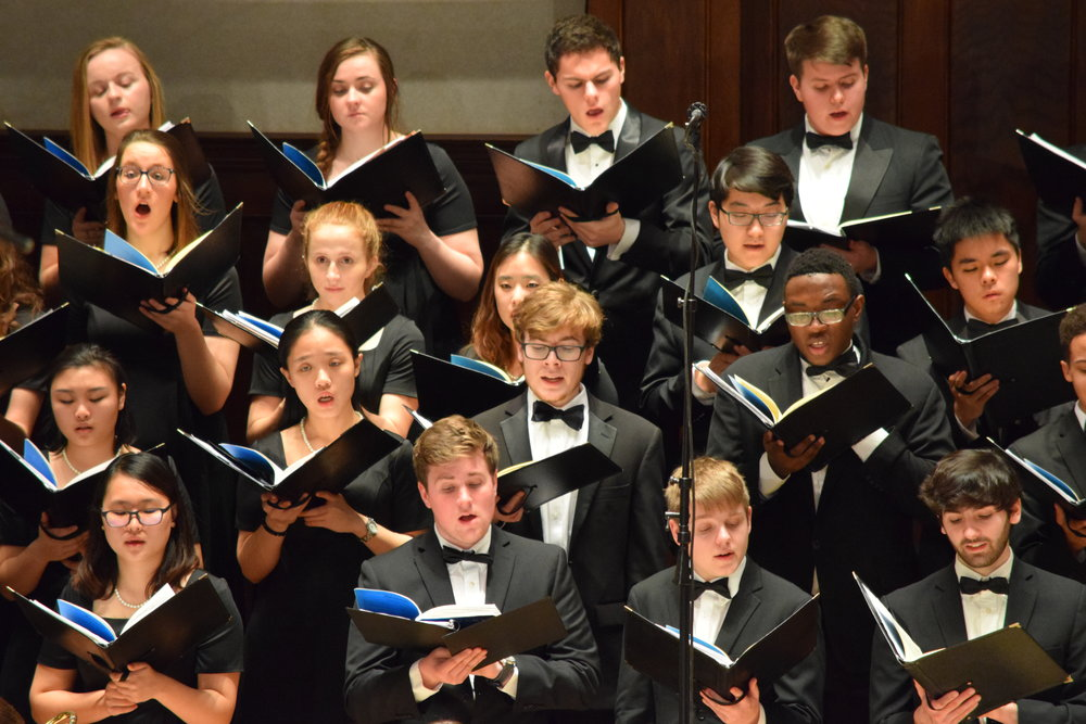 Detroit Symphony Youth Chorale -