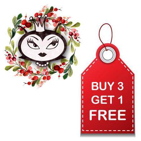 Queenie's Stocking Stuffer Promo - All of these items are including in the prmotion