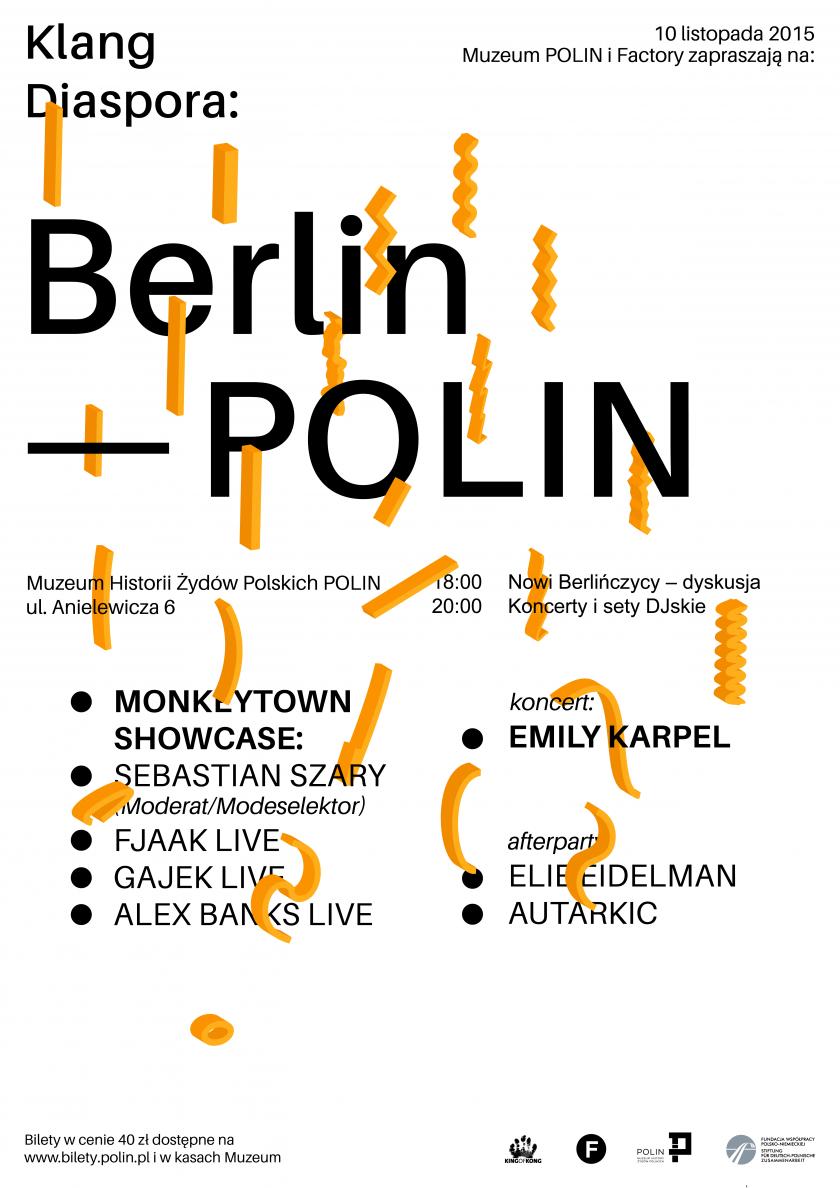 Klang Diaspora: Berlin–POLIN