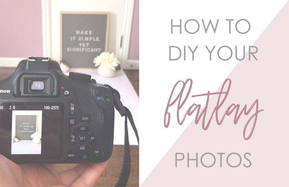 DIY your stock photos