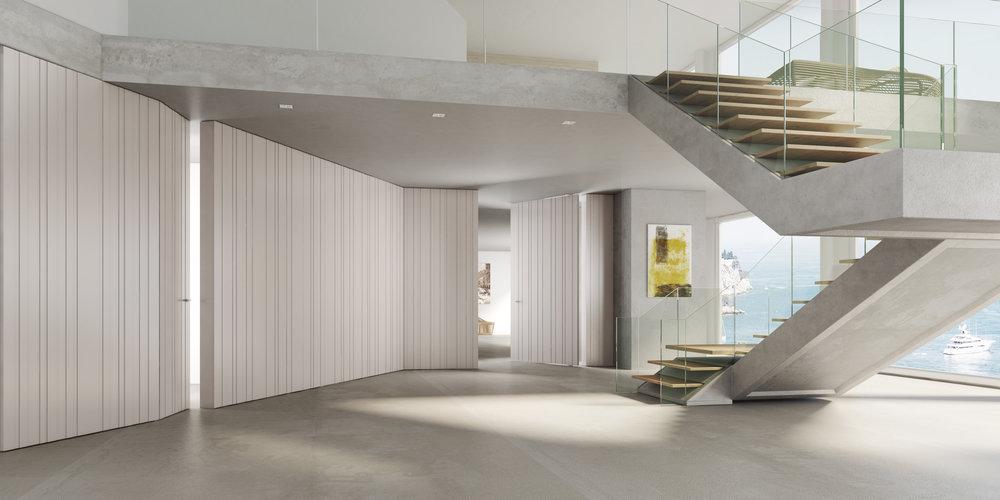 Wall covering with door Ghizzi & Benatti.jpg
