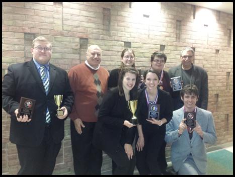 Michigan Speech Students - 12-2014