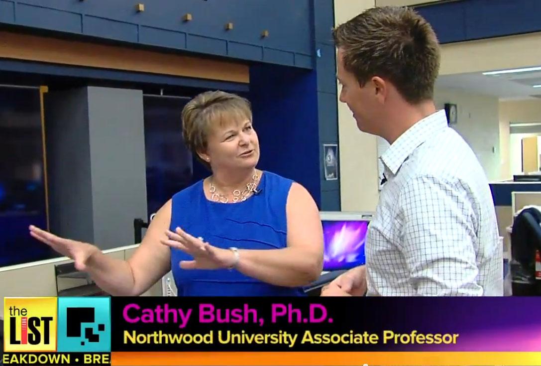 Professor Cathy Bush