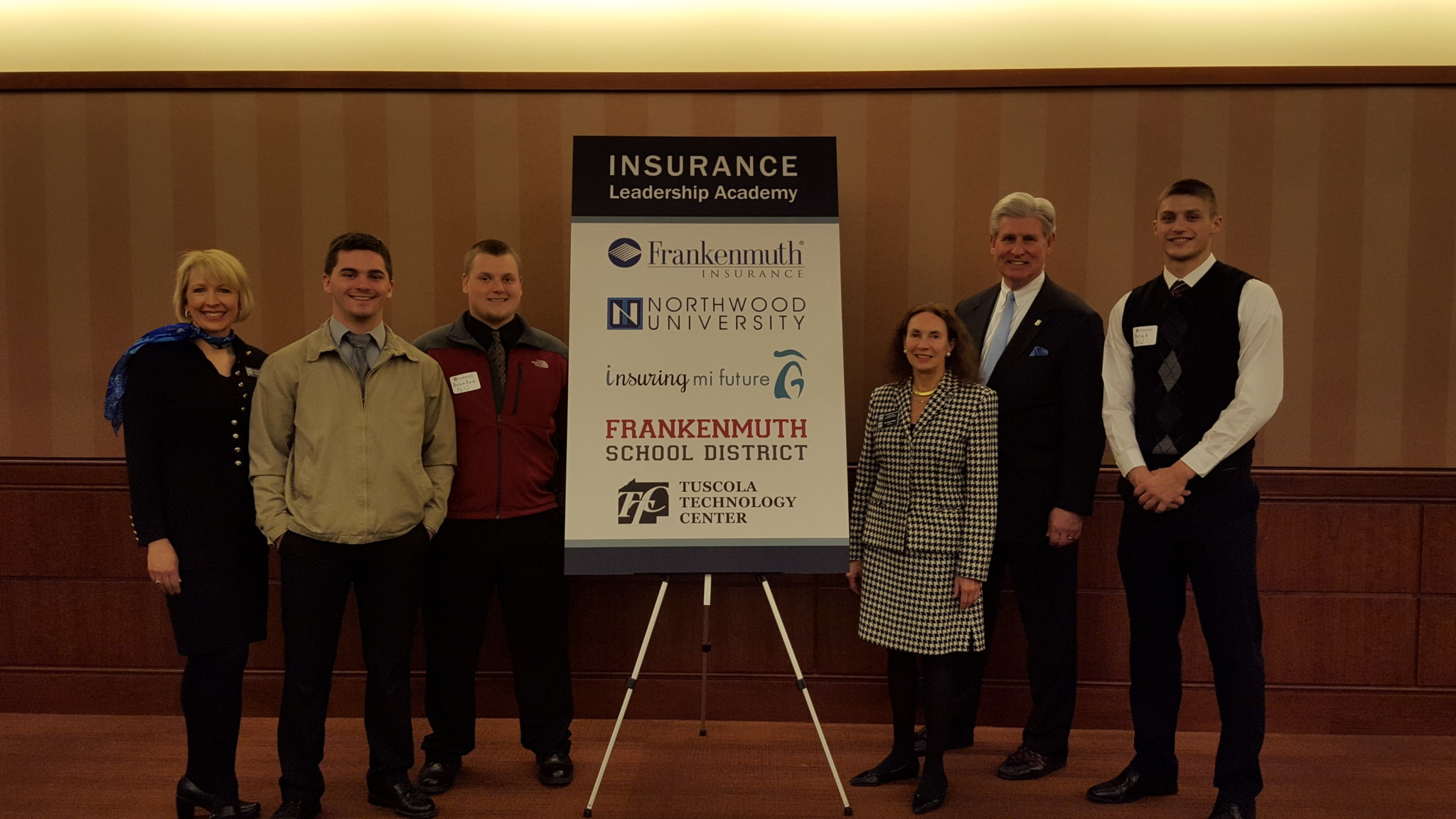 Current NU students in the Insurance Risk Management program