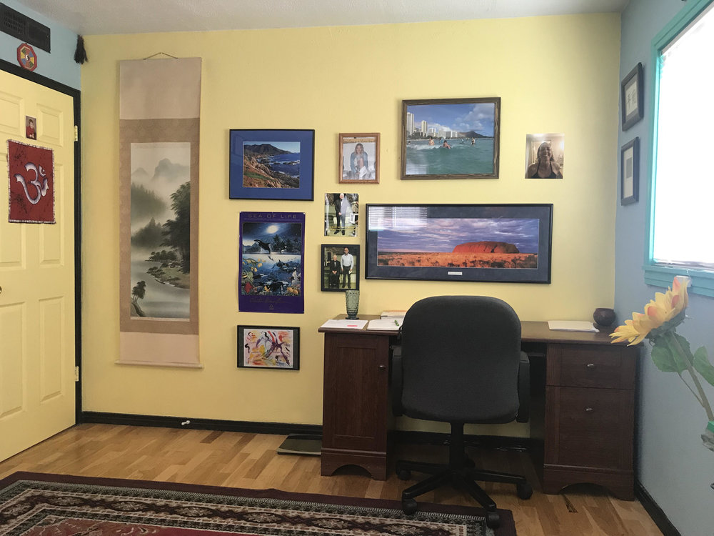 Counseling & Life Coaching office