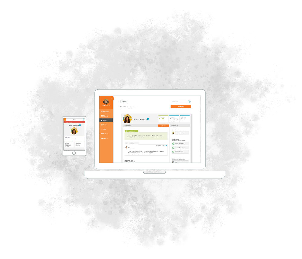 We helped a software company re-imagine a process previously performed offline. -