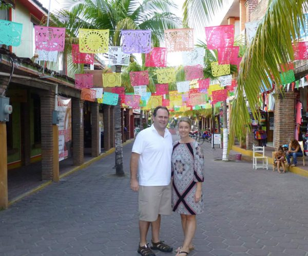 Vacation in Mexico
