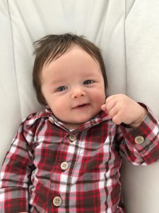 Too Cute Tuesday Four-Month-Old Ben.1.jpg