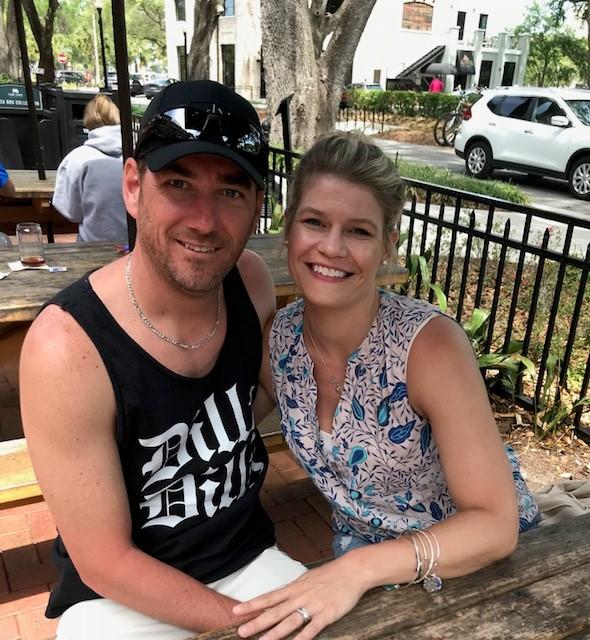 visiting eric's parents in florida