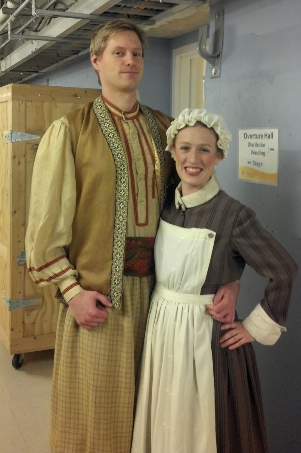 performing in the madison ballet, nutcracker