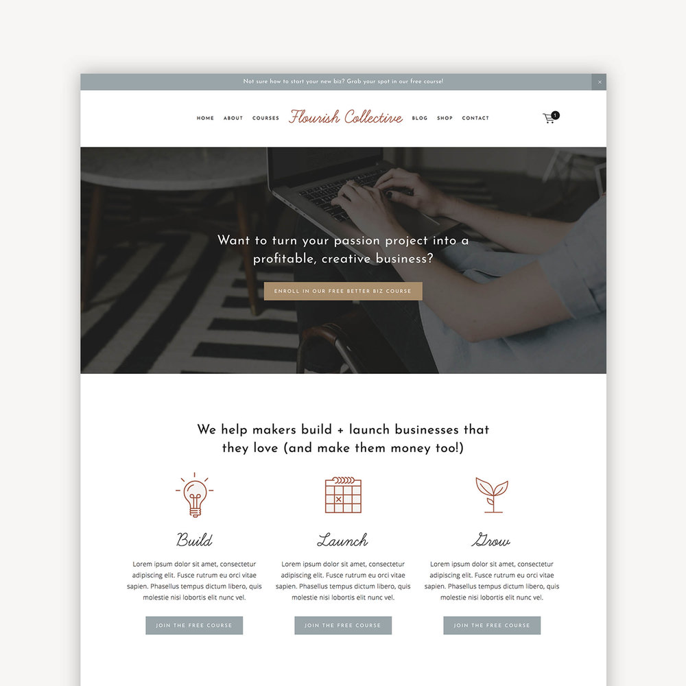 Station Seven Squarespace Templates Wordpress Themes And - roblox got talent piano sheet 7 years roblox free join now