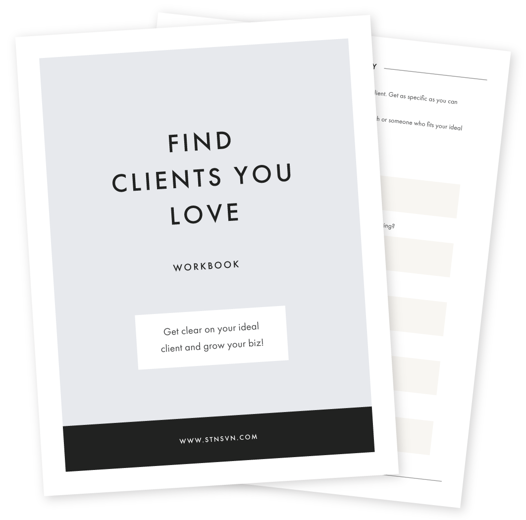 Find Clients Workbook