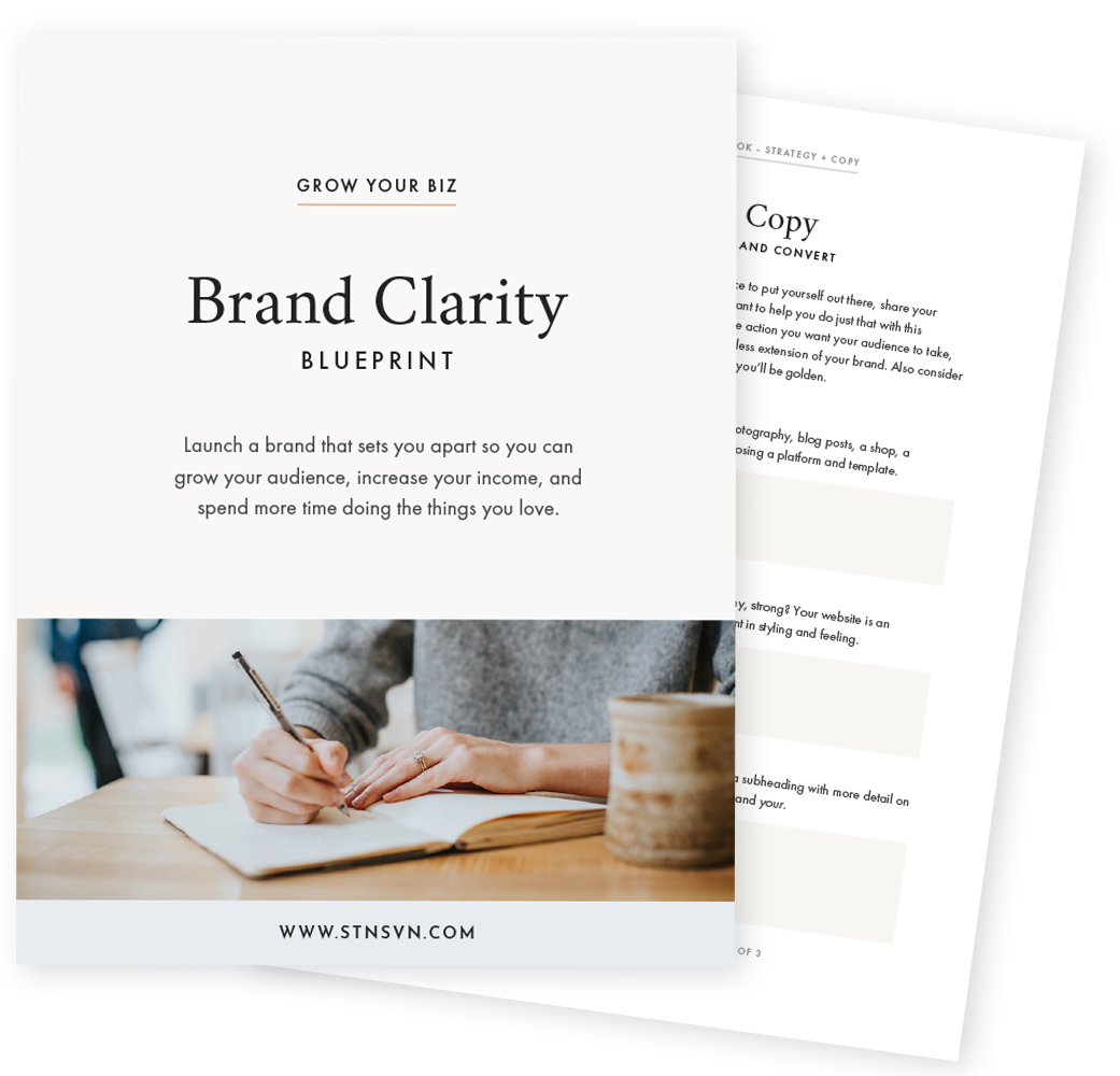 Brand Clarity Workbook