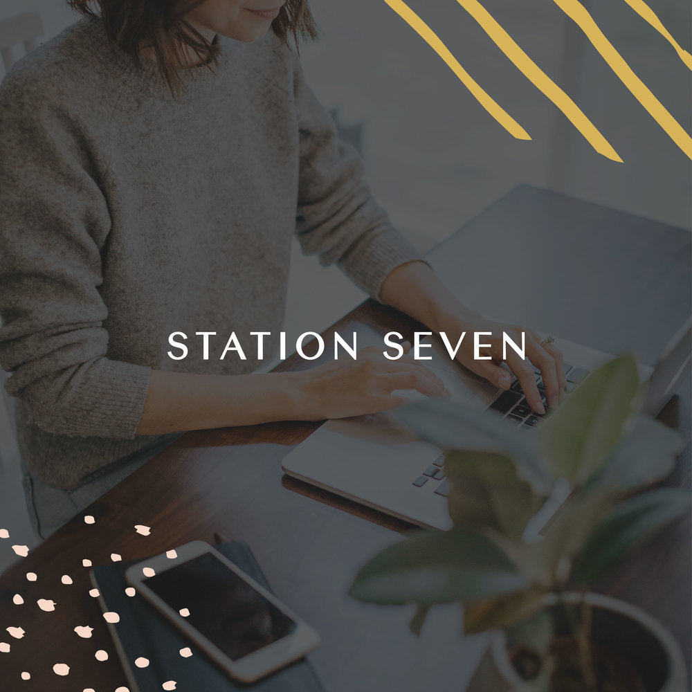 Station Seven — Squarespace Templates, WordPress Themes, and