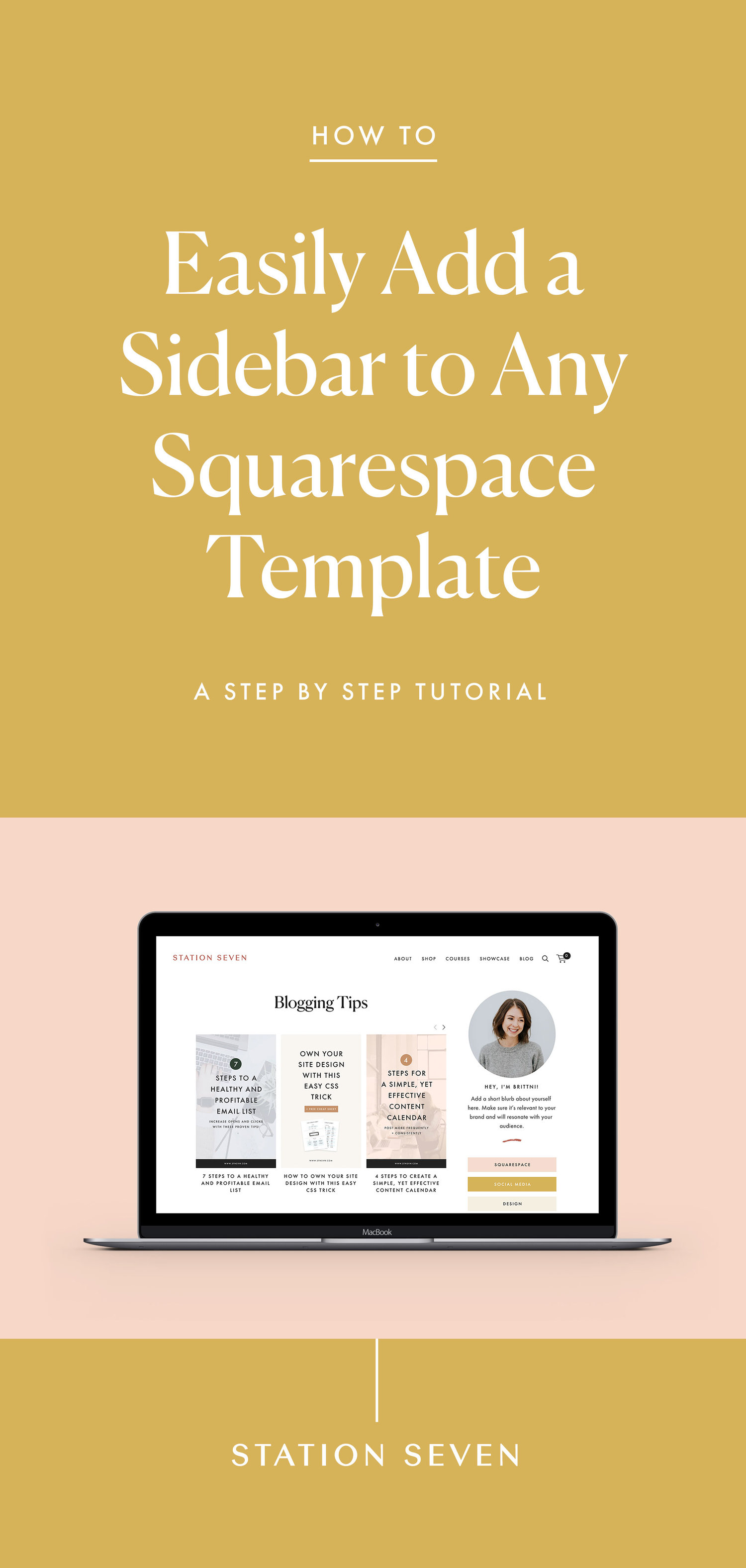 934c99cc9861 How to Easily Add a Sidebar to Any Squarespace Site — Station Seven:  Squarespace Templates, WordPress Themes, and Free Resources for Creative  Entrepreneurs