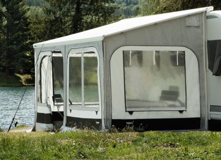Markisen & Markisenzelte - Markisen können auch Zelt sein