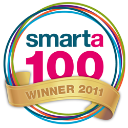 Smarta 100 Winner 2011
