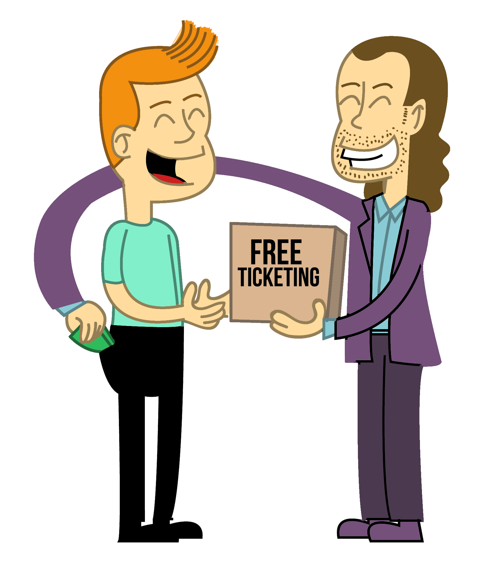 Sell tickets free