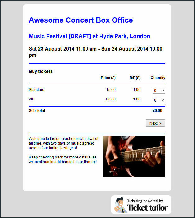 6 Default Box Office 2