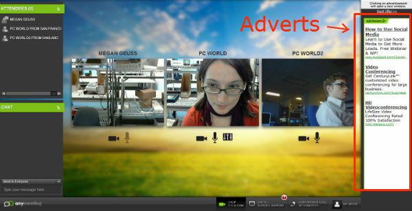 Webinar Adverts