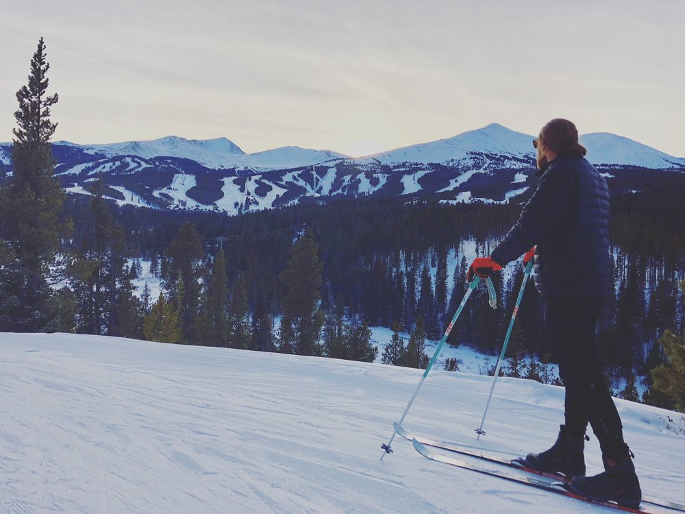 Did you know the Peak 8 Nordic Center is located right next to Cucumber Creek Estates?