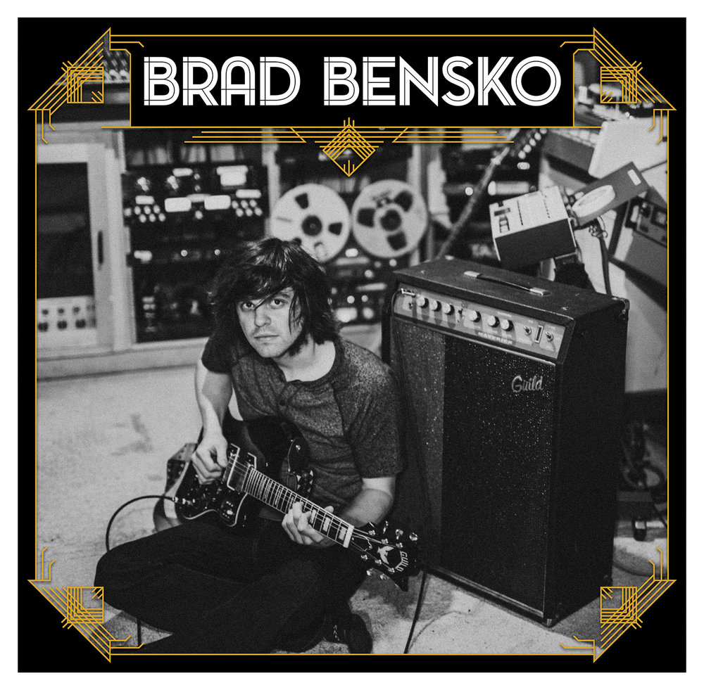Brad Bensko's self-titled debut album.