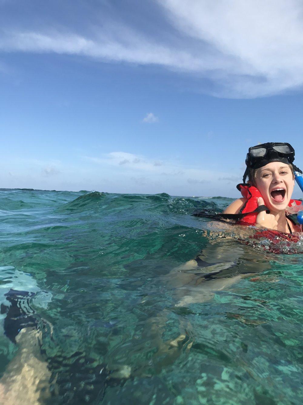 San Pedro Snorkeling