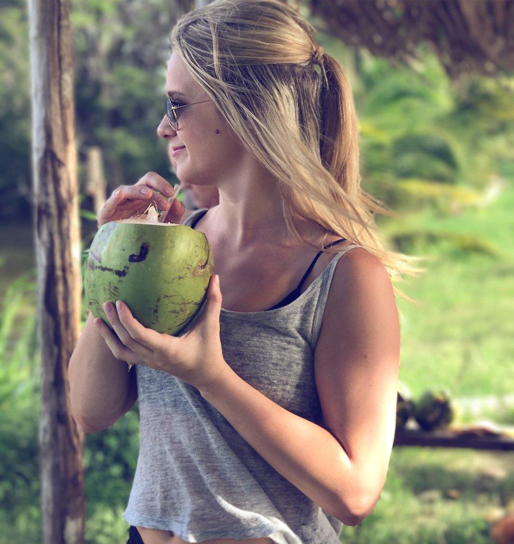 Lamanai Coconut Rum