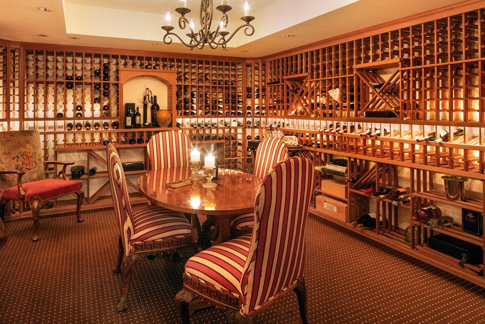 Copy of Wine Cellar