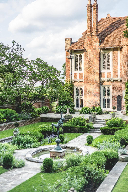 Copy of Sunken Garden
