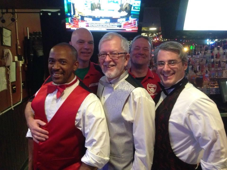 Ralph, Rich, John, Dale, Kevin