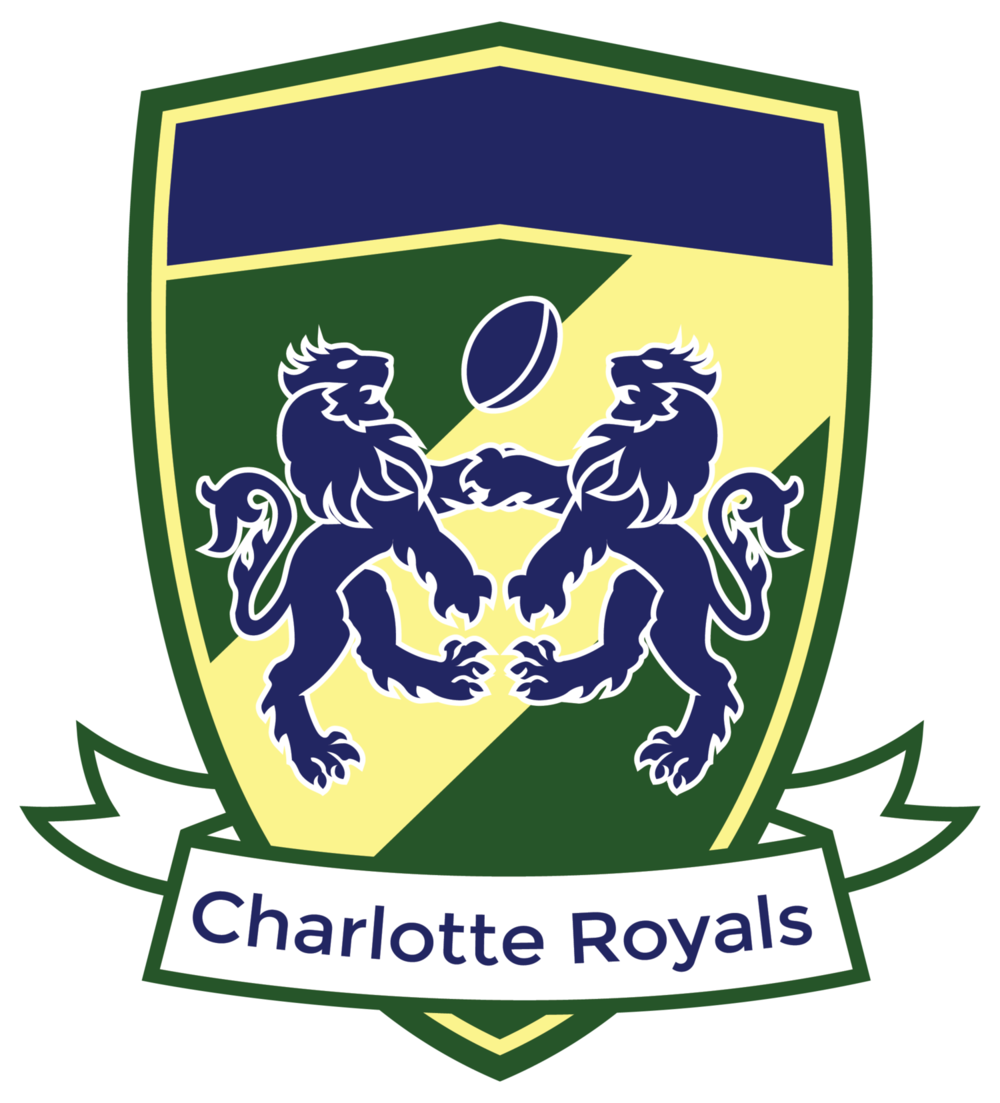 Charlotte Royals Rugby Team - Join the on the pitch or at Sidelines for 3rd-half