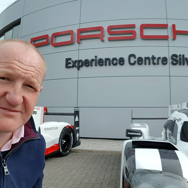 When you do a job for @porsche and they throw in a track day! Cant wait! #voiceover #vo #porsche #whatavoiceuk #voiceartist #voicereel #voiceover #voiceoverartist #voiceovertalent #voiceactor #evolutionstudiosoxford #porschemoment
