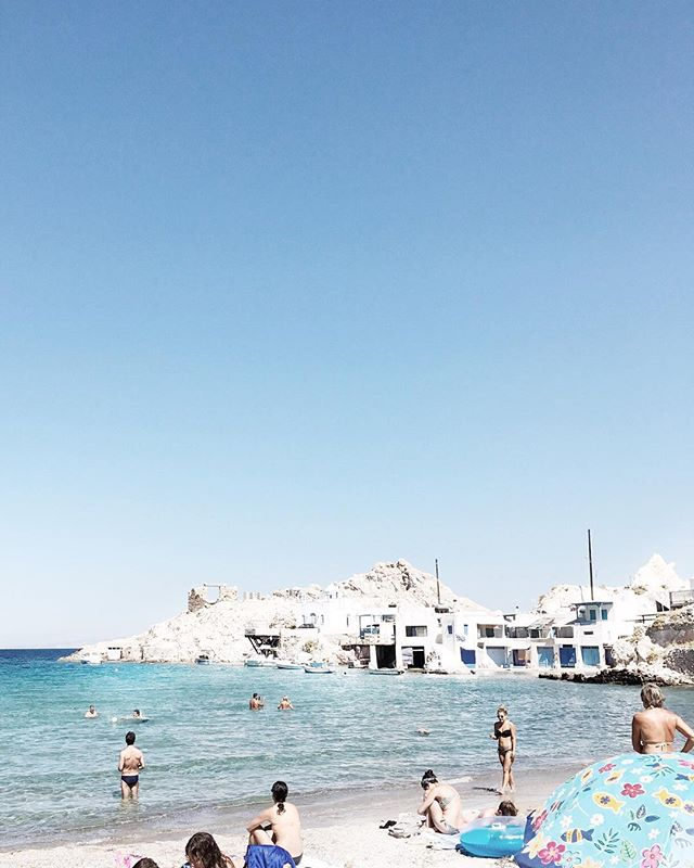 Dreaming about this today 🇬🇷