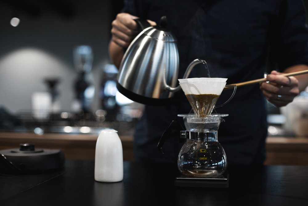 Filter Coffee -