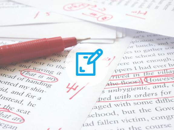 Corrección de estilo - Es la intervención lingüística que se realiza en un texto para conseguir que el lector lo entienda. Esto implica comprender el propósito del proyecto y el público al que va dirigido. En este proceso se corrigen los errores y las imprecisiones de vocabulario, se aumenta la riqueza léxica y se eliminan muletillas y vicios léxicos.Se solventan las inconsistencias sintácticas y se da mayor fluidez al texto mediante la elección de recursos sintácticos precisos y bien trabajados. Los textos también se ajustan a un manual de estilo, en el caso de proyectos empresariales, institucionales o corporativos.El texto se adapta para que sea genuino en su lengua y comprensible para el lector al que va destinado (no es lo mismo un lector mexicano que uno colombiano).