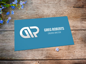 Fosters Printing Business Cards 250 Single Sided Business Cards