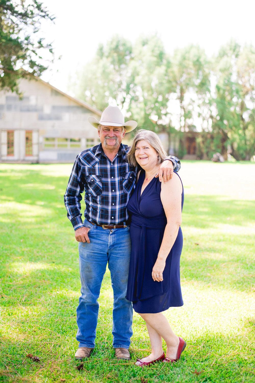 Darlene and Woody