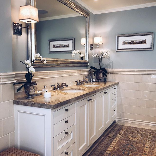 Piedmont Master Bath by #sunnyhillsstudio #piedmontarchitects #oaklandarchitects