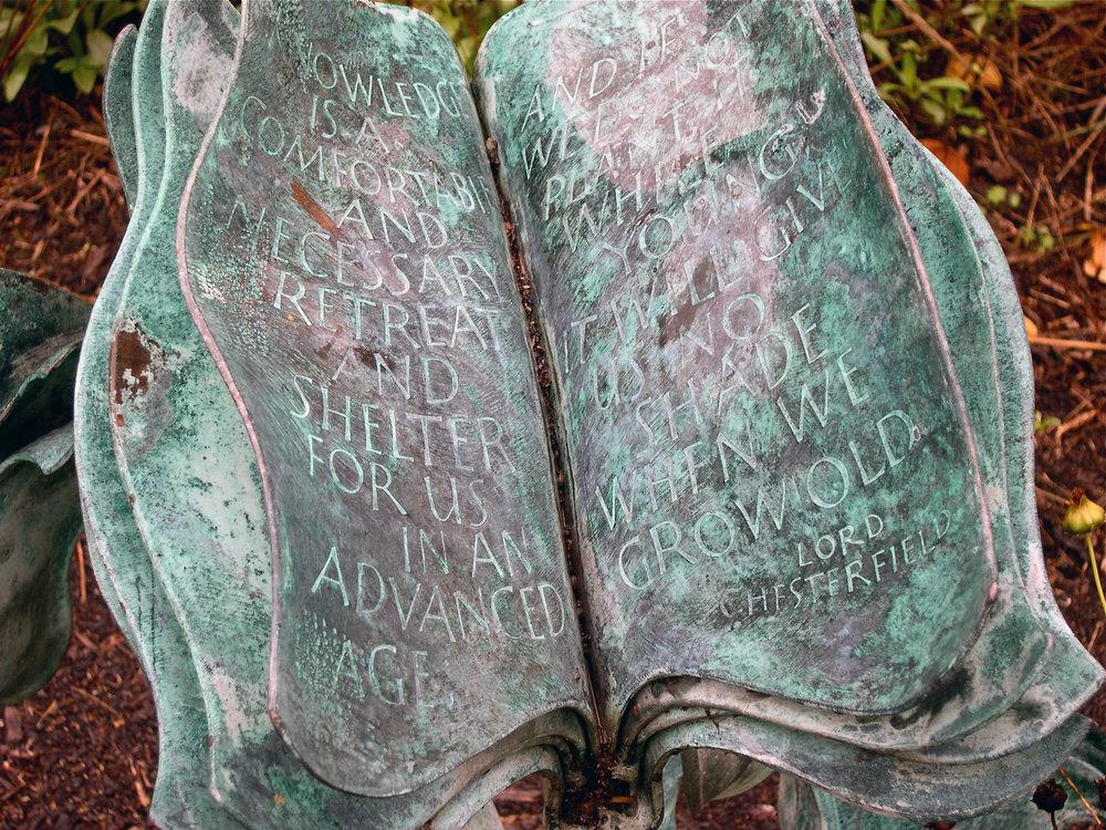 Arboretum Illuminatum (detail)