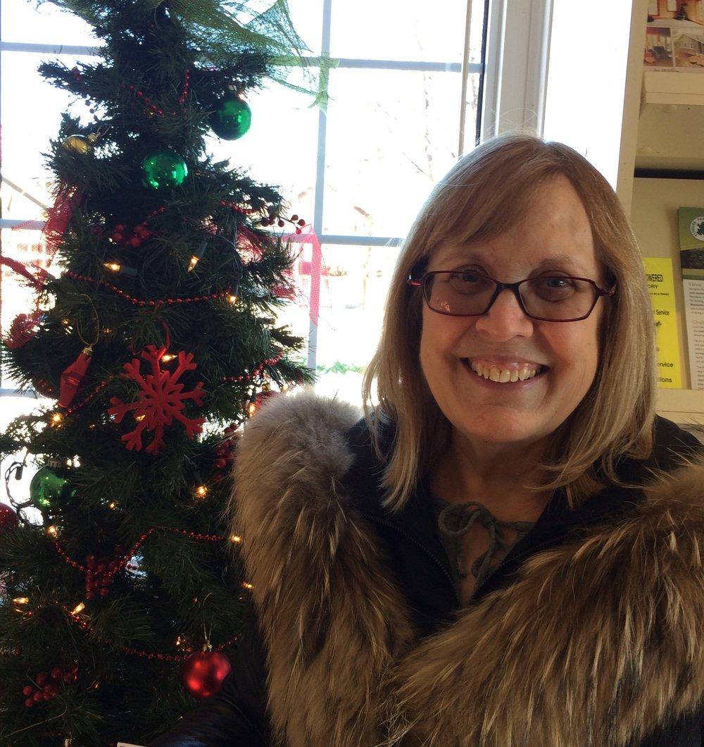 November's Winner - Cheryl P.