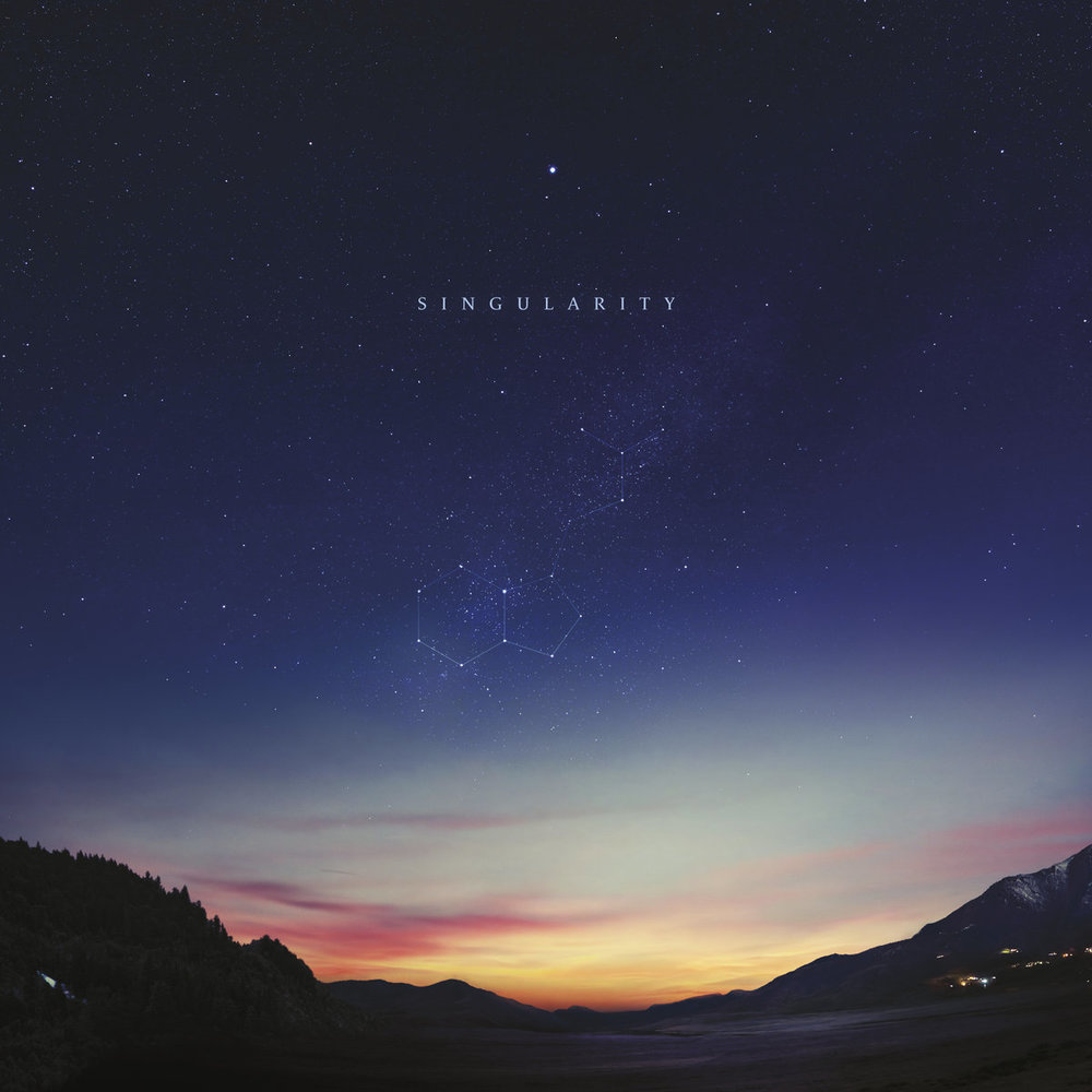 Singularity (Jon Hopkins album), English producer and musician