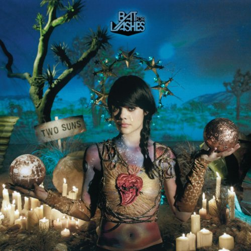 Two Suns (Bat for Lashes album), English singer, songwriter, and multi-instrumentalist