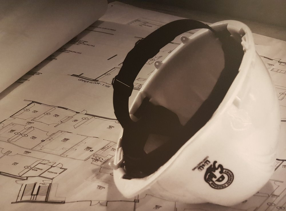 B&B Contracting - Safety Hard Hat - Excavation Contractors Surrey.jpg
