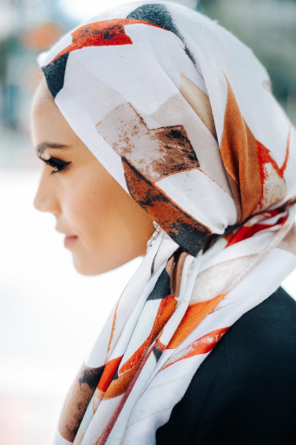 Culture Hijab, Alpa Rama, Orlando Blogger