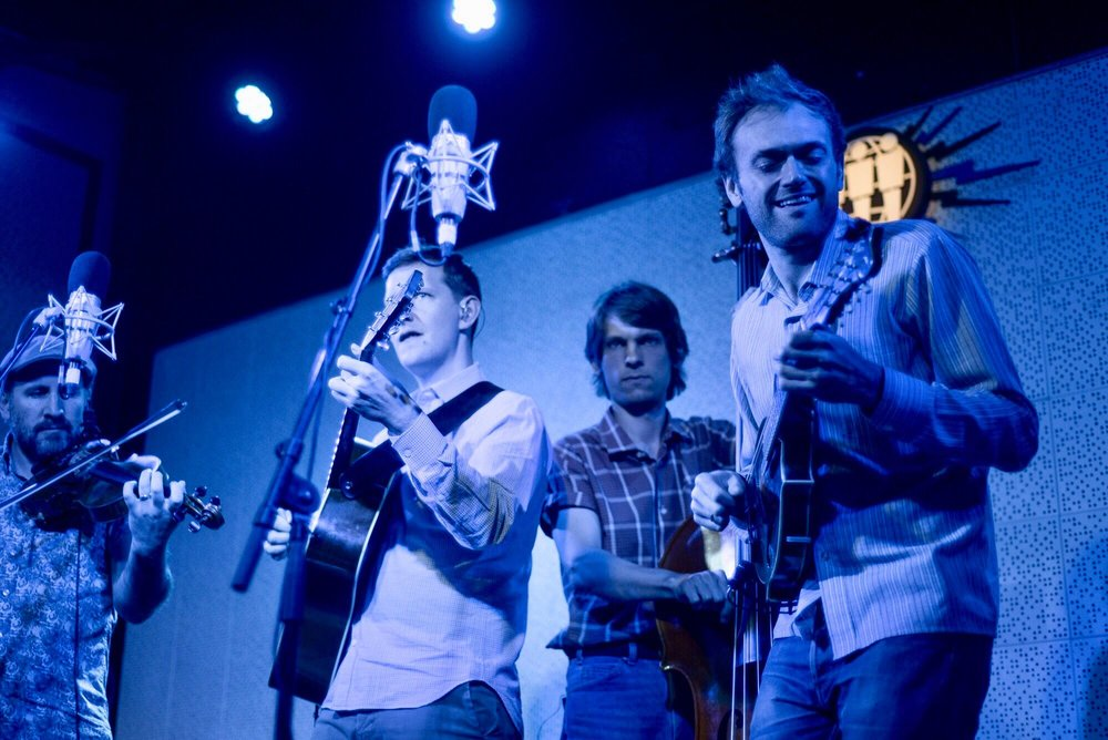 Photo: Punch Brothers/Facebook